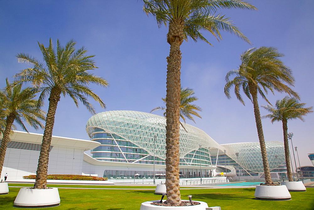 Viceroy Hotel, Yas Island, Abu Dhabi, United Arab Emirates, Middle East