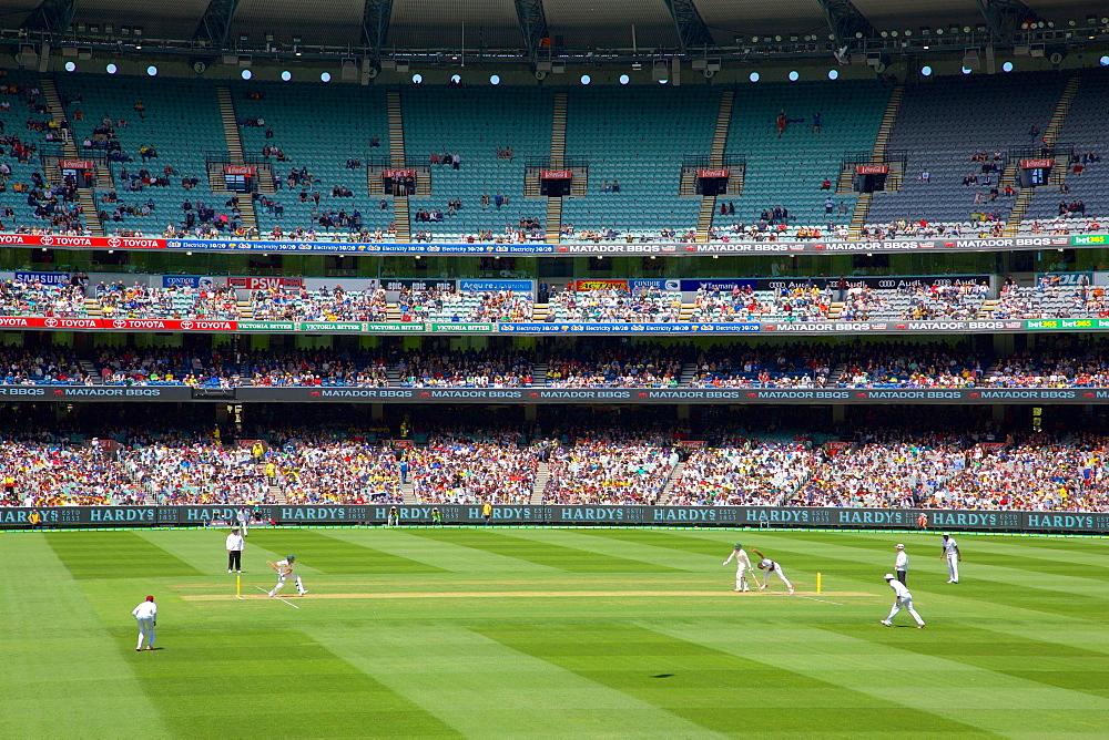 Melbourne Cricket Ground Test Match, Melbourne, Victoria, Australia, Oceania