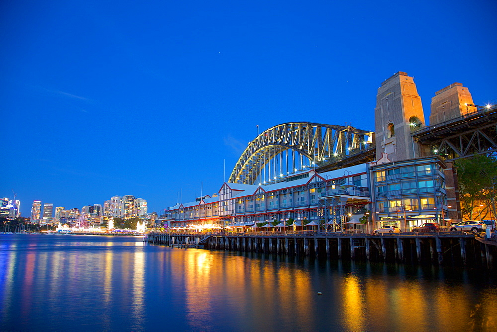 Sydney Harbour Bridge, Sydney, New South Wales, Australia, Oceania