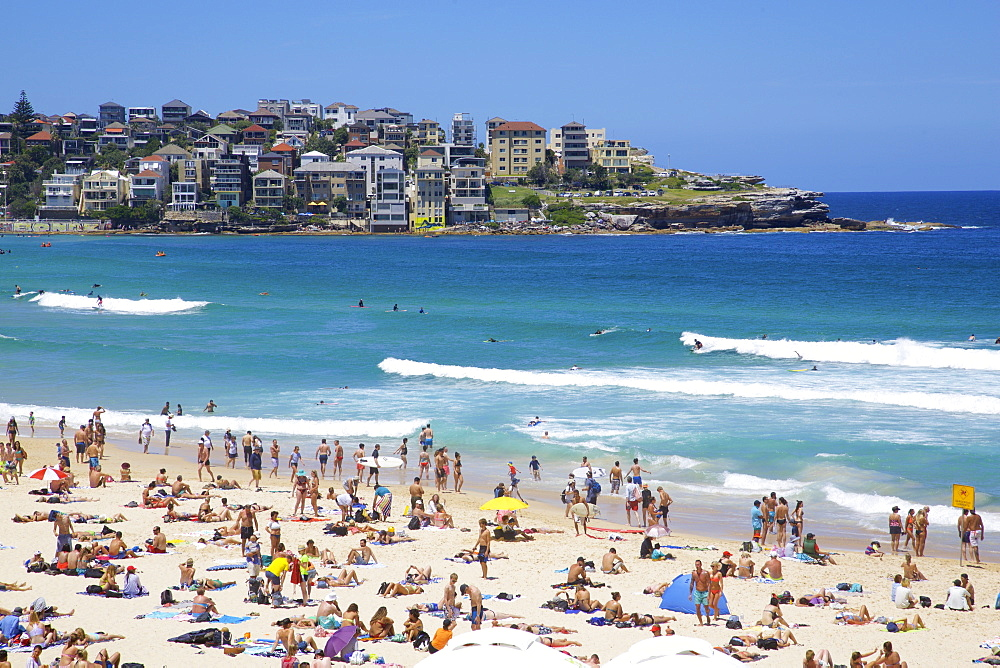 Bondi Beach, Sydney, New South Wales, Australia, Oceania