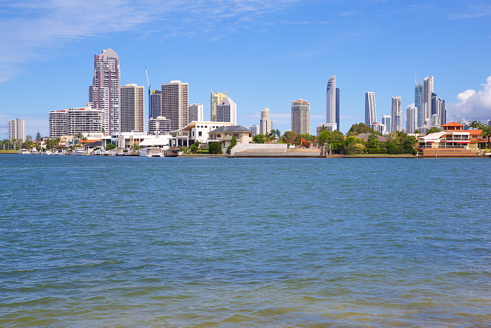 Surfers Paradise, Gold Coast, Queensland, Australia, Oceania