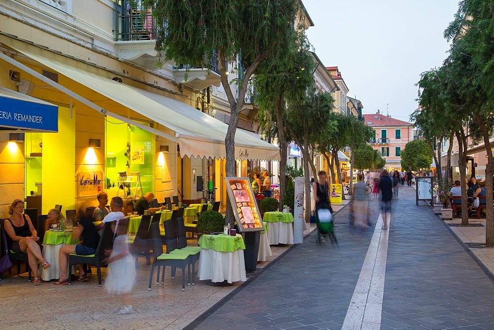 Diano Marina, Imperia, Liguria, Italy, Europe