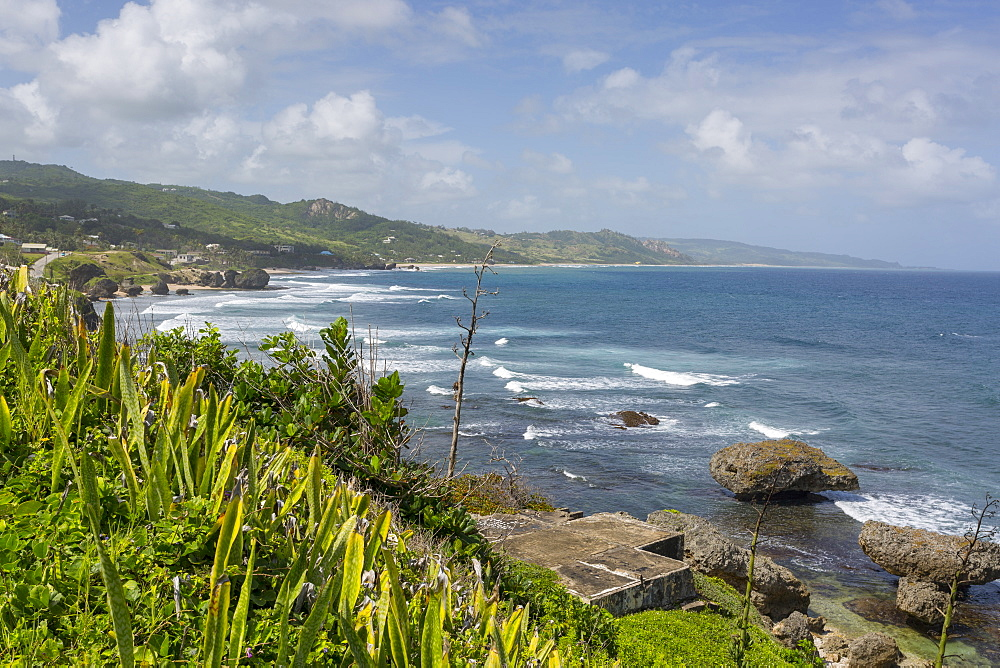 Bathsheba, St. Joseph, Barbados, West Indies, Caribbean, Central America