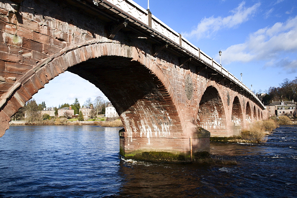 Perth Bridge, Perth, Perth and Kinross, Scotland