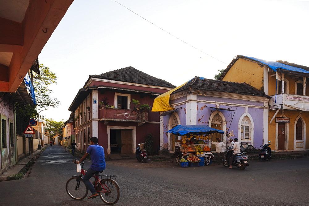 Panjim, Goa, India, South Asia