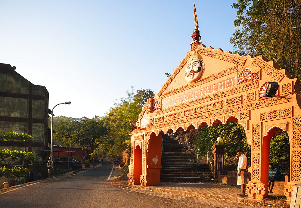Maruti temple, Panjim, Goa, India, South Asia