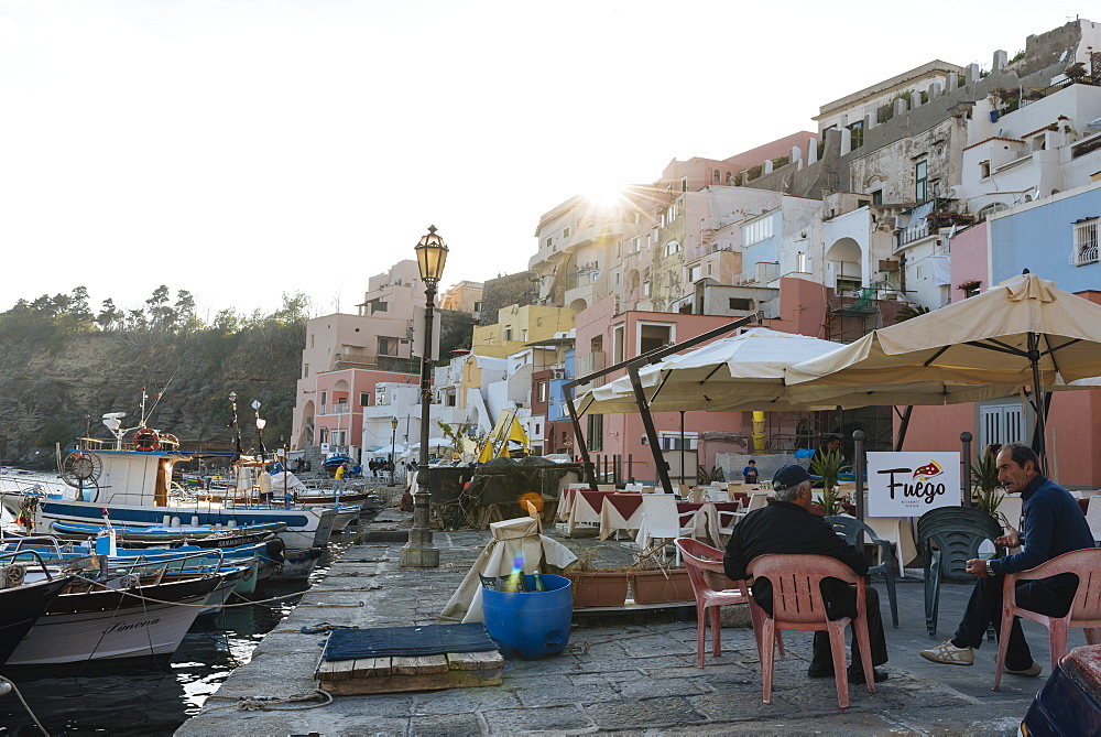 Island of Procida, Bay of Naples, Campania, Italy, Europe