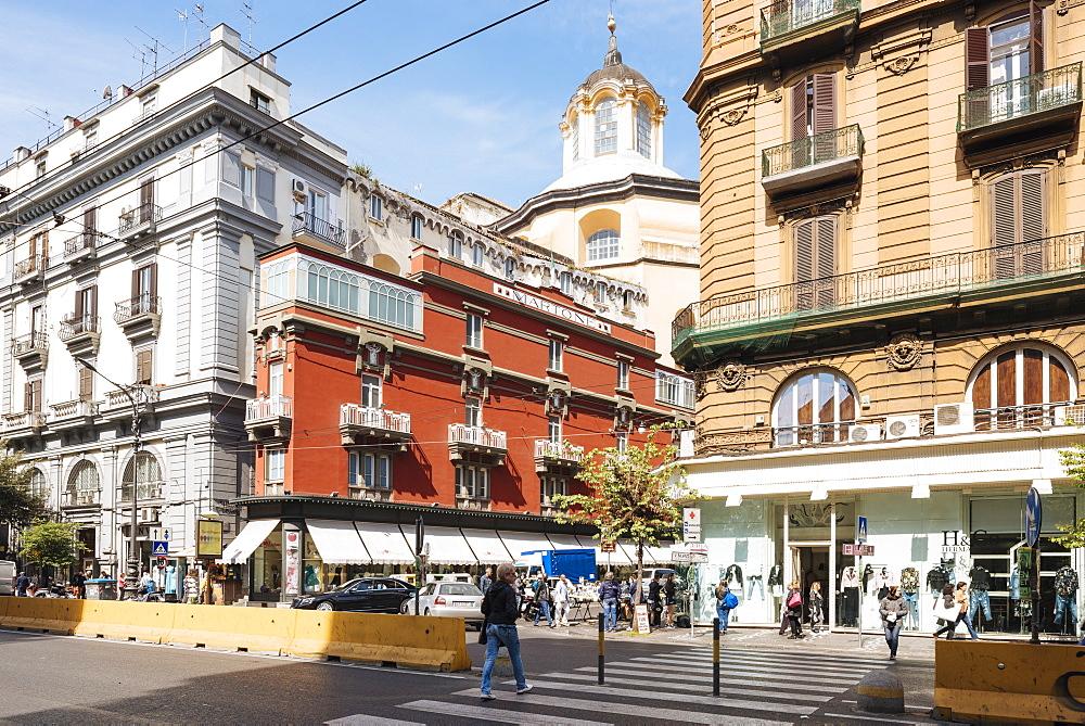 Naples, Campania, Italy, Europe