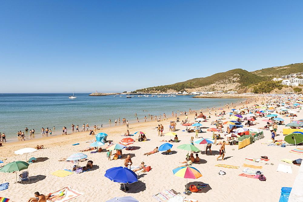 Seisimbra Beach, Setubal District,Portugal - 848-1429