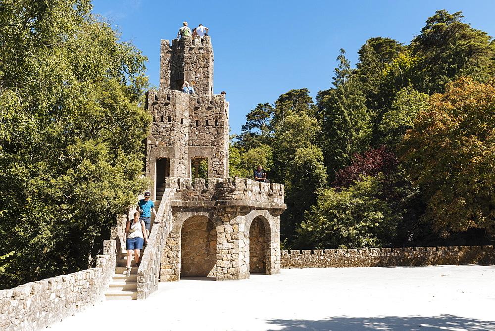 Quinta da Regaleira, Sintra, Portugal - 848-1432