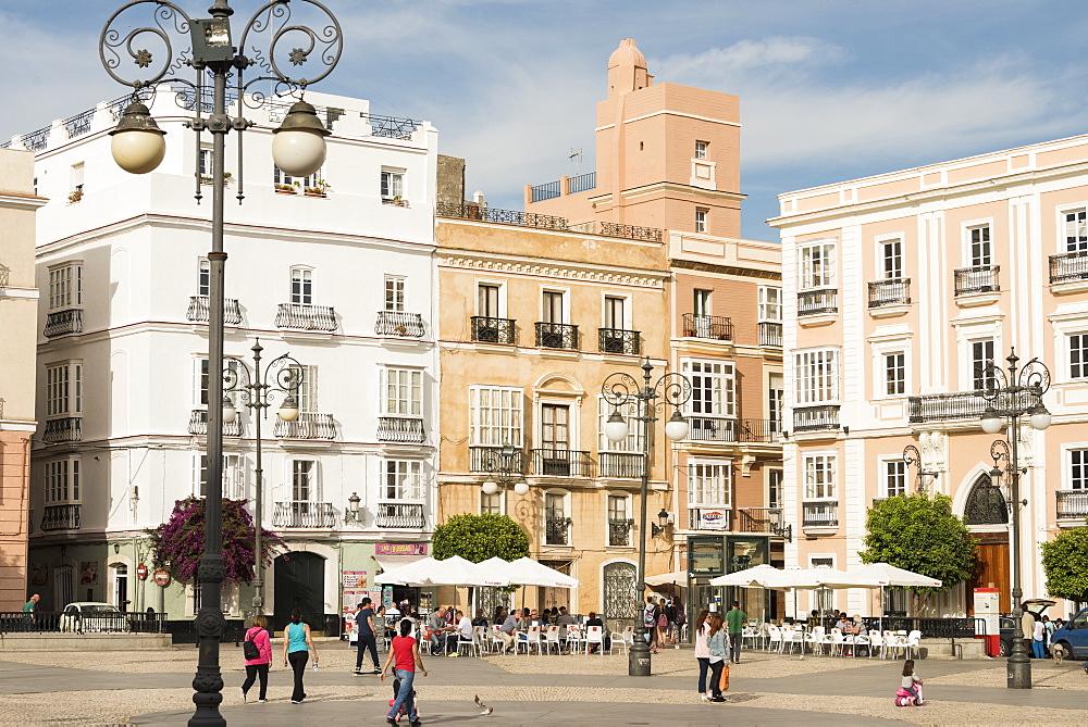 Cadiz, Andalucia, Spain, Europe - 848-1610