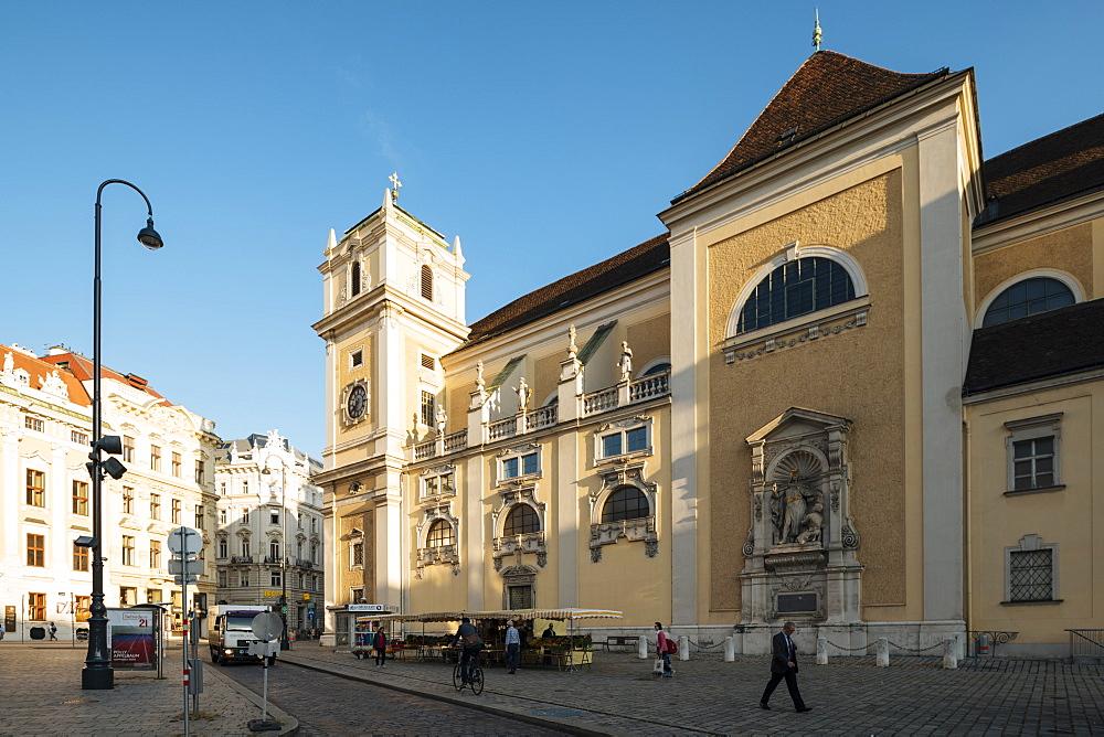 Schottenkirche, Vienna, Austria, Europe