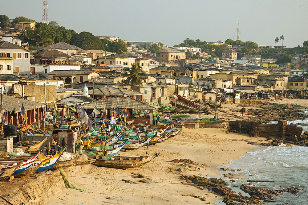 Cape Coast, Ghana, Africa - 848-1729