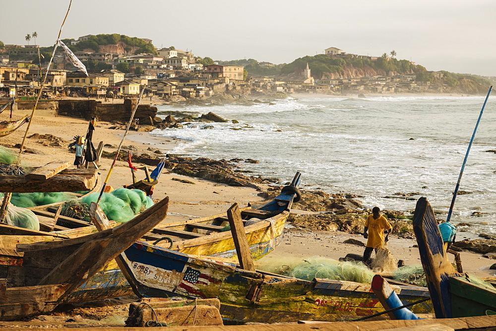Cape Coast, Ghana, Africa - 848-1733