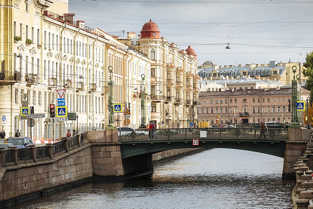 St. Petersburg, Leningrad Oblast, Russia, Europe