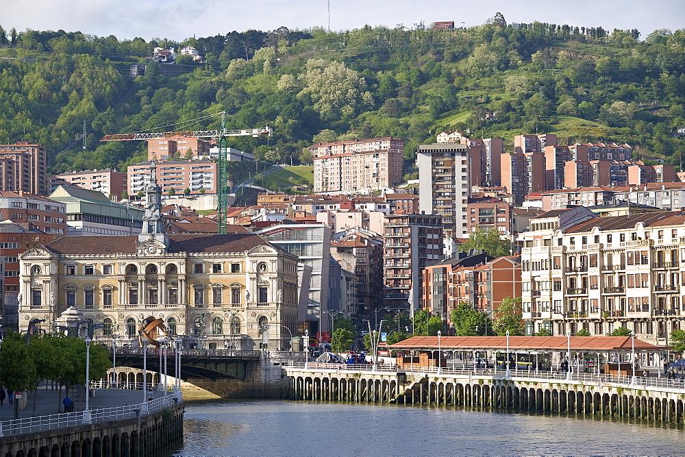 Bilbao, Euskal Herria, Euskadi, Spain, Europe