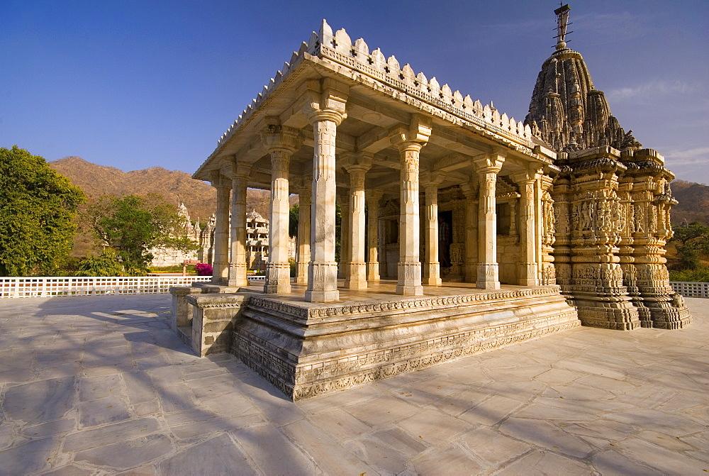 Sun Temple, Ranakpur, Rajasthan, India, Asia
