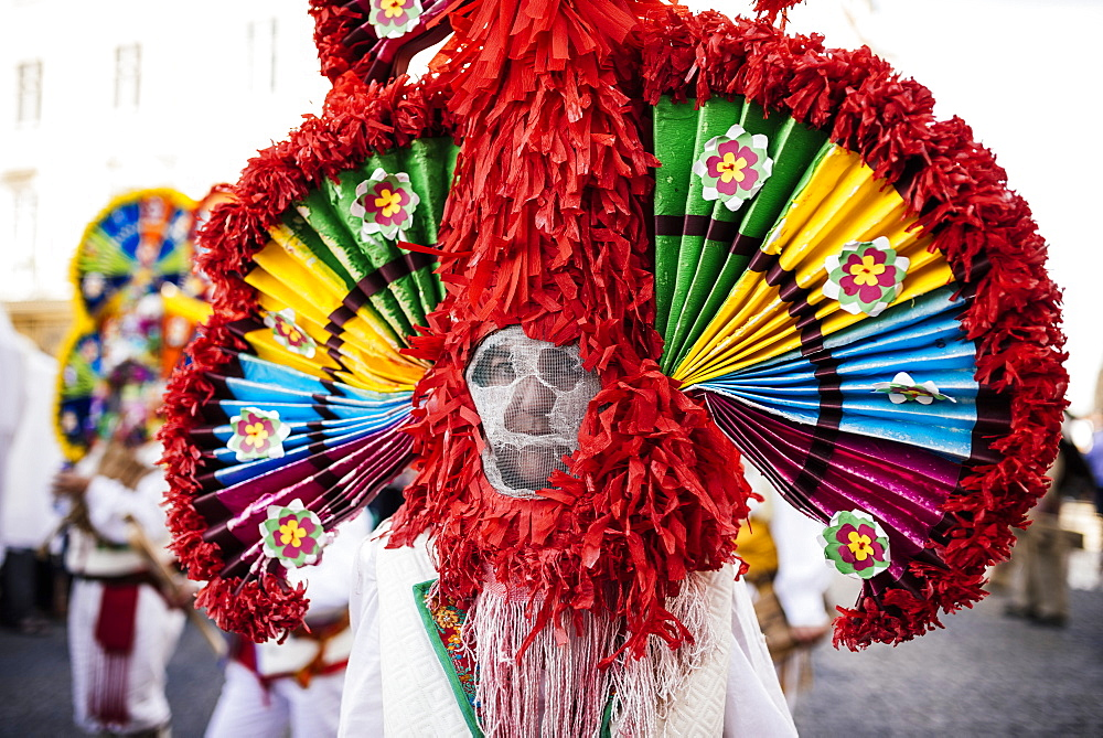 International Festival Iberian Mask, Lisbon, Portugal, Europe
