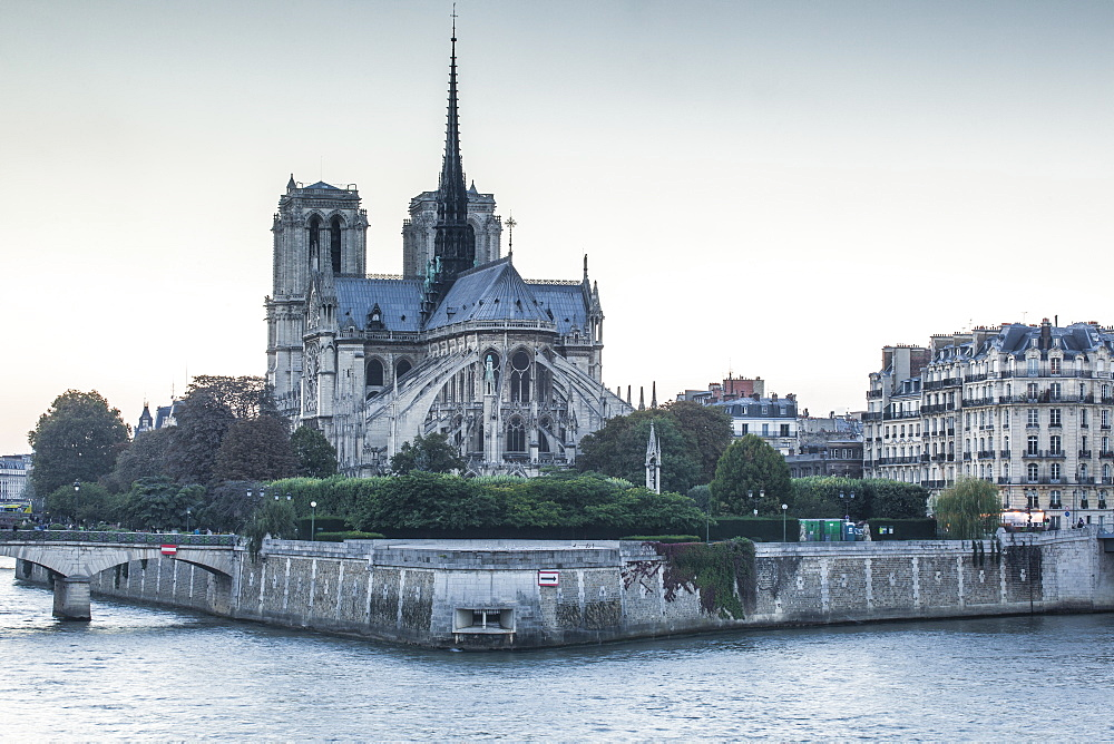 Notre Dame de Paris Cathedral, UNESCO World Heritage Site, Paris, France, Europe