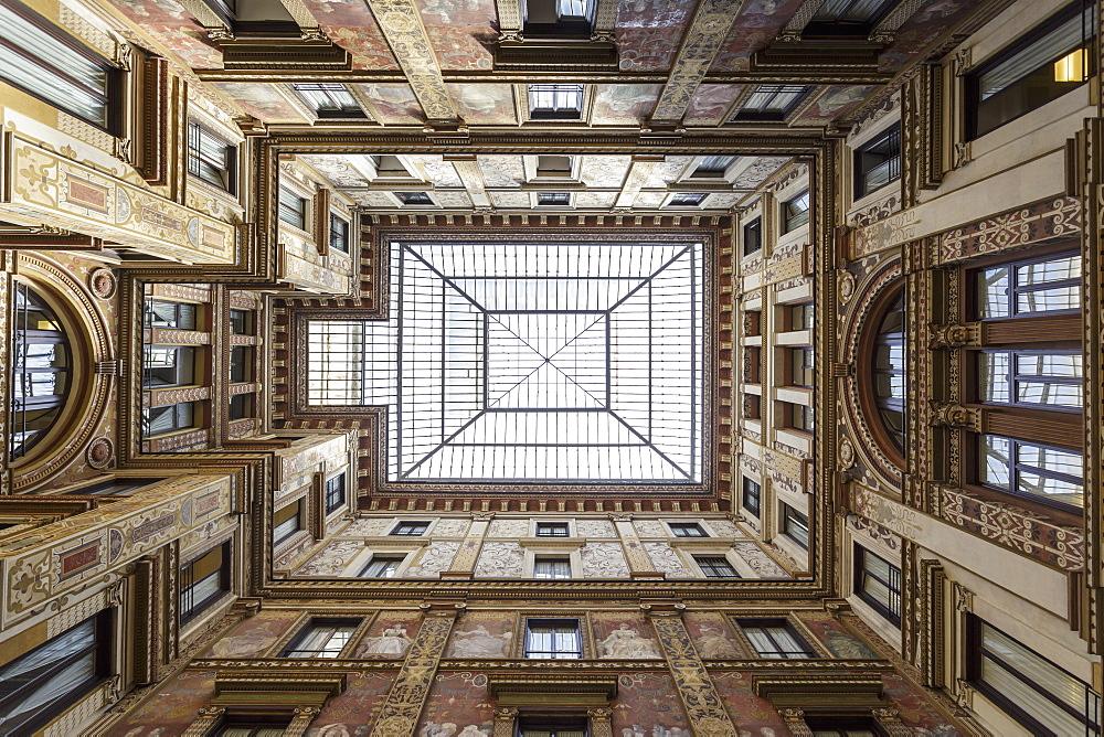 Teatro Quirino in Rome, Lazio, Italy, Europe - 849-1736