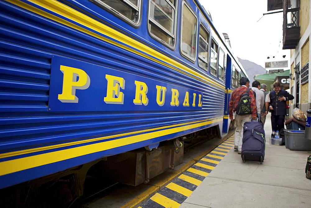 Peru rail train, peru, peruvian, south america, south american, latin america, latin american South America - 851-105