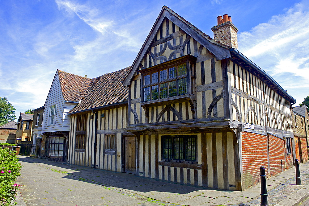 The Ancient House in Walthamstow Village, Walthamstow, East London, England, United Kingdom, Europe - 851-605