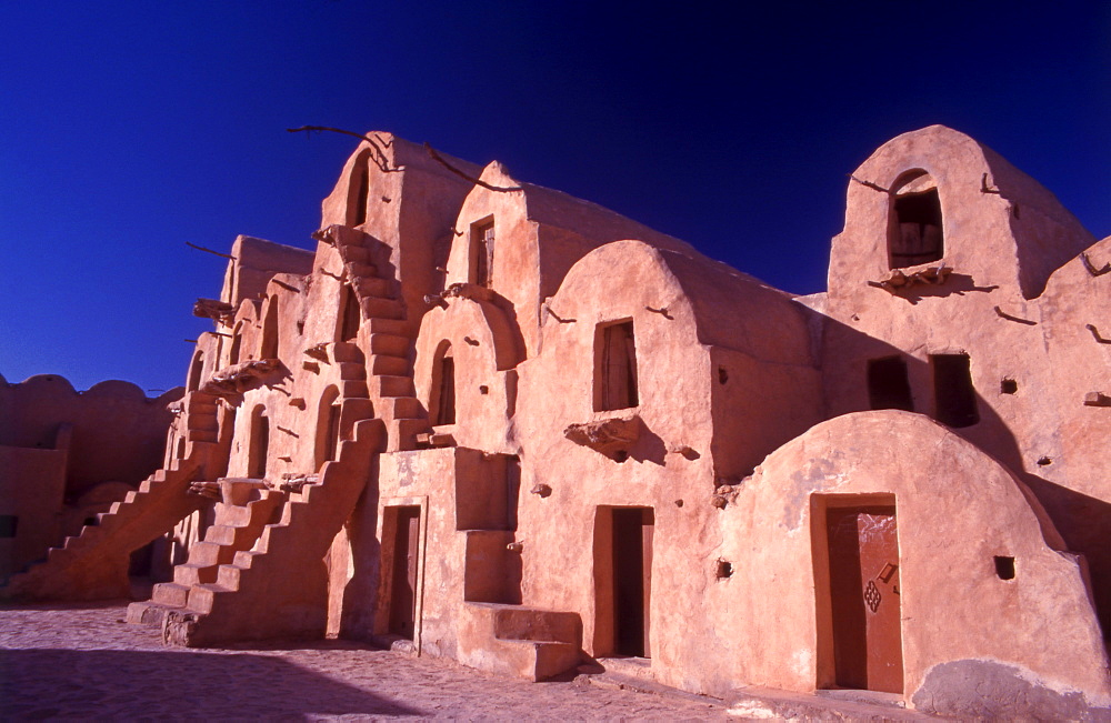 Ksar Ouled Soltane, Tataouine district, Tunisia, North Africa.
