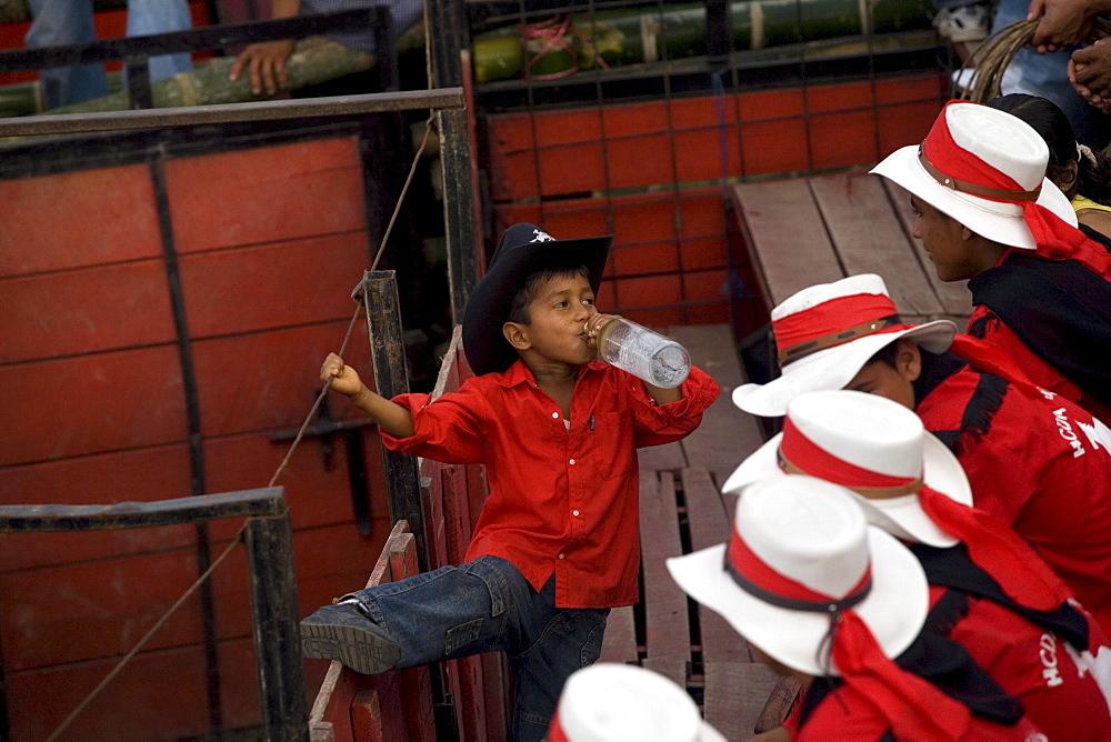 The Culture of Cowboys in Ecuador