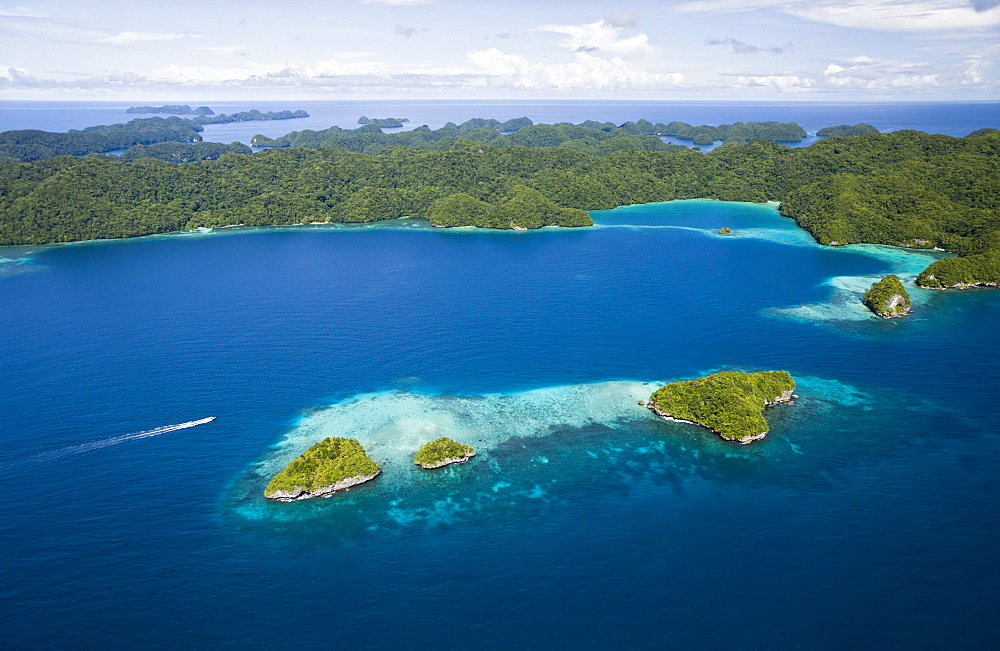 Islands of Palau, Micronesia, Palau