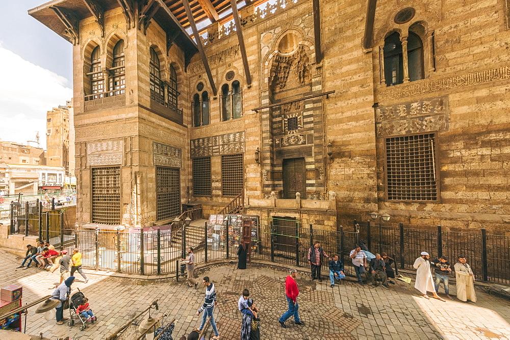 Madrasa and Sabil complex of Sultan Qansuh Al Ghuri, Cairo, Egypt