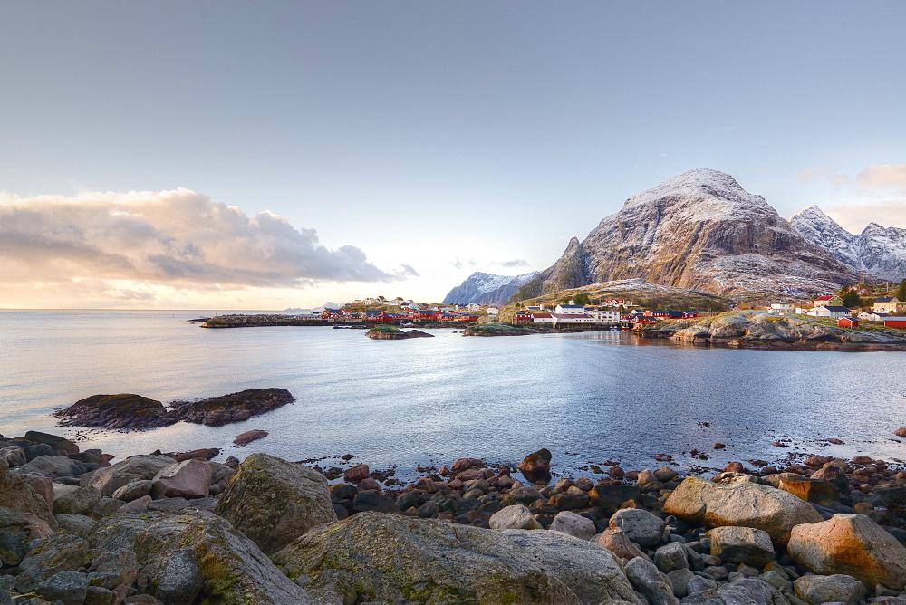 Reine, Moskenes, Lofoten Islands, Nordland, Norway