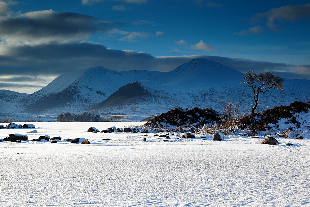 winterland West Highlands Scotland