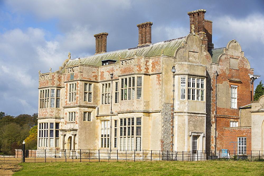 Felbrigg Hall in Norfolk, UK.