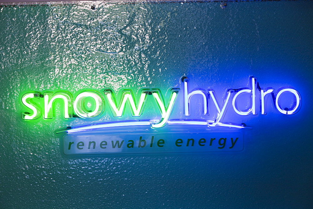The Snowy Hydro scheme visitor centre in Cooma, New South Wales, Australia, Pacific