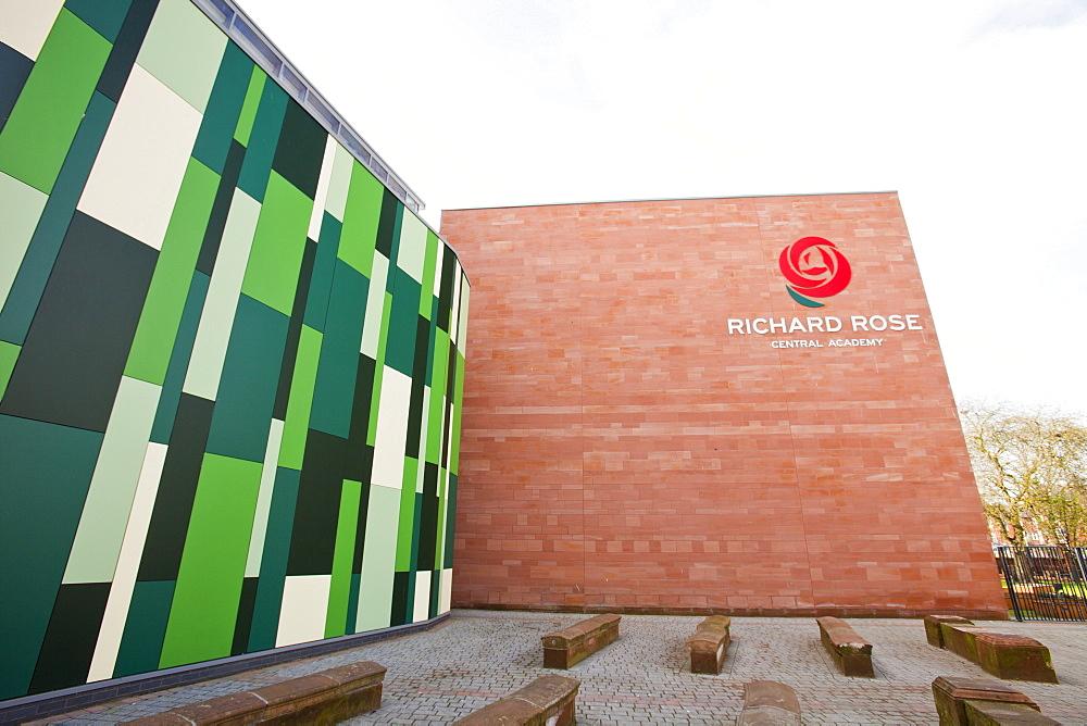 The Richard Rose Central Academy in Carlisle, Cumbria, England, United Kingdom, Europe