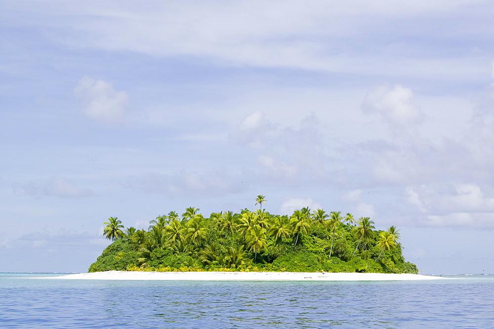 Tepuka Island, Funafuti atoll, Tuvalu, Pacific