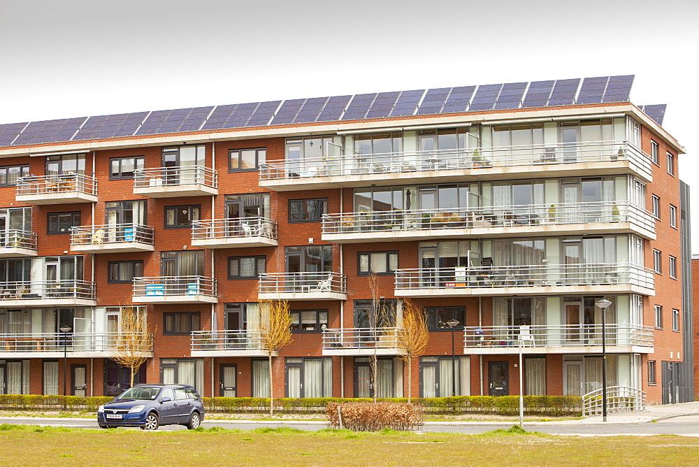 Sun City, a suburb of Heerhugowaard, Netherlands, Europe