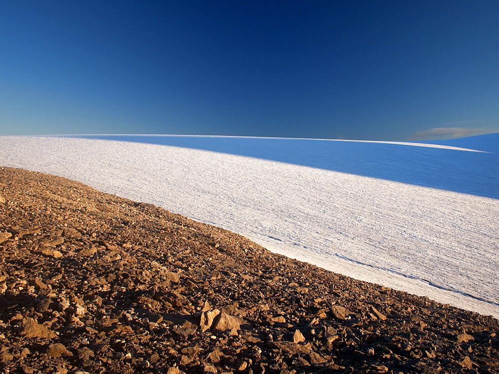 Billefjorden, Spitsbergen, Svalbard, Norway, Scandinavia, Europe - 918-79