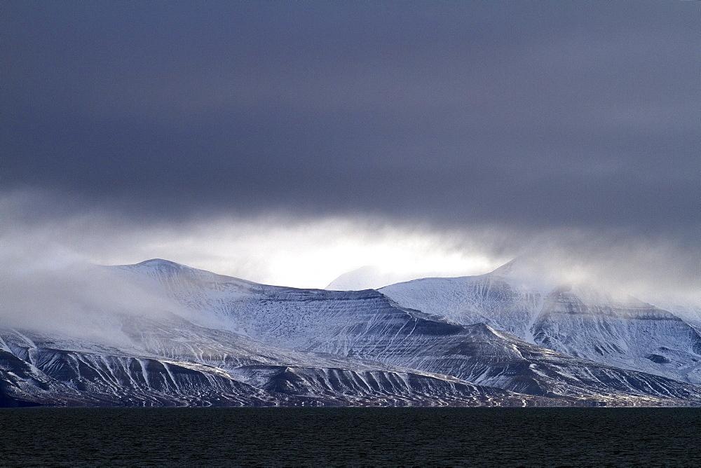 Svalbard, Norway, Scandinavia, Europe - 918-92