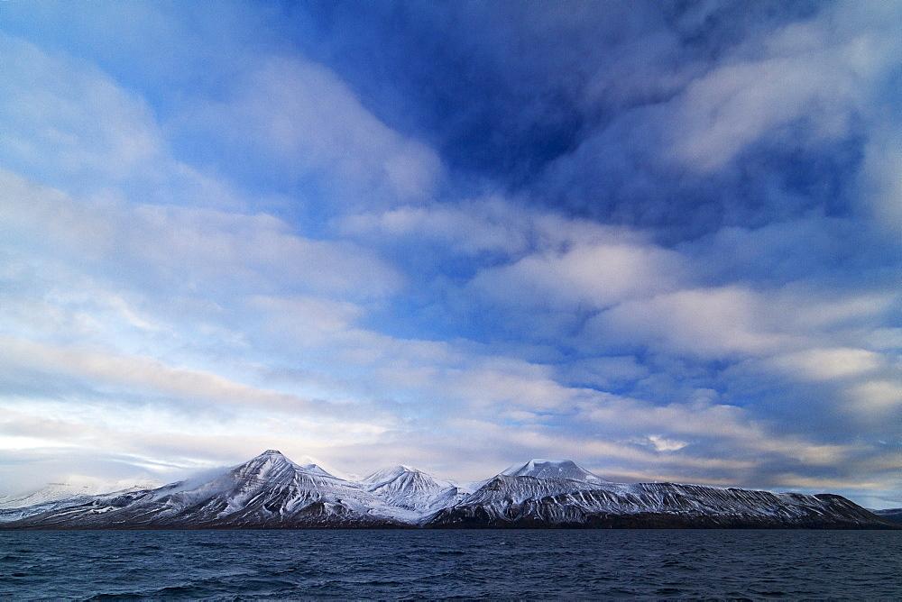 Svalbard, Norway, Scandinavia, Europe - 918-93