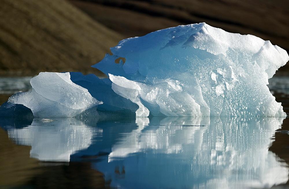 Billefjorden, Spitsbergen, Svalbard, Norway, Scandinavia, Europe - 918-96