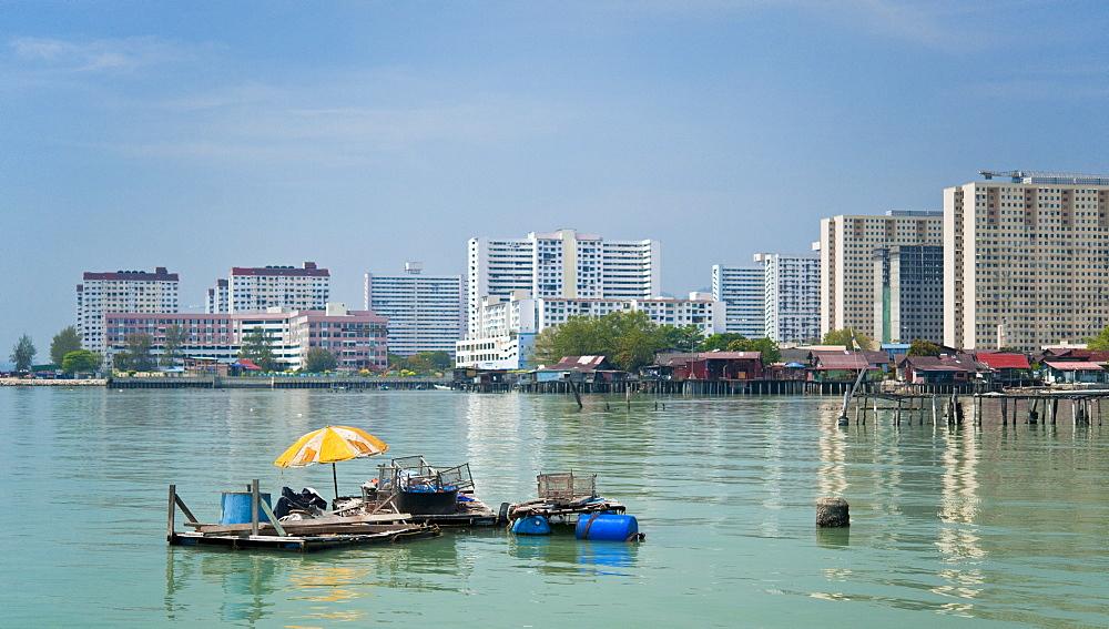 Clan House Chew Kongsi.  George Town, Thailand, Asia