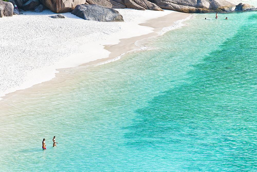 Ko Similan Beach, Phuket Island, Phuket, Thailand, Southeast Asia, Asia, Asia - 921-1377