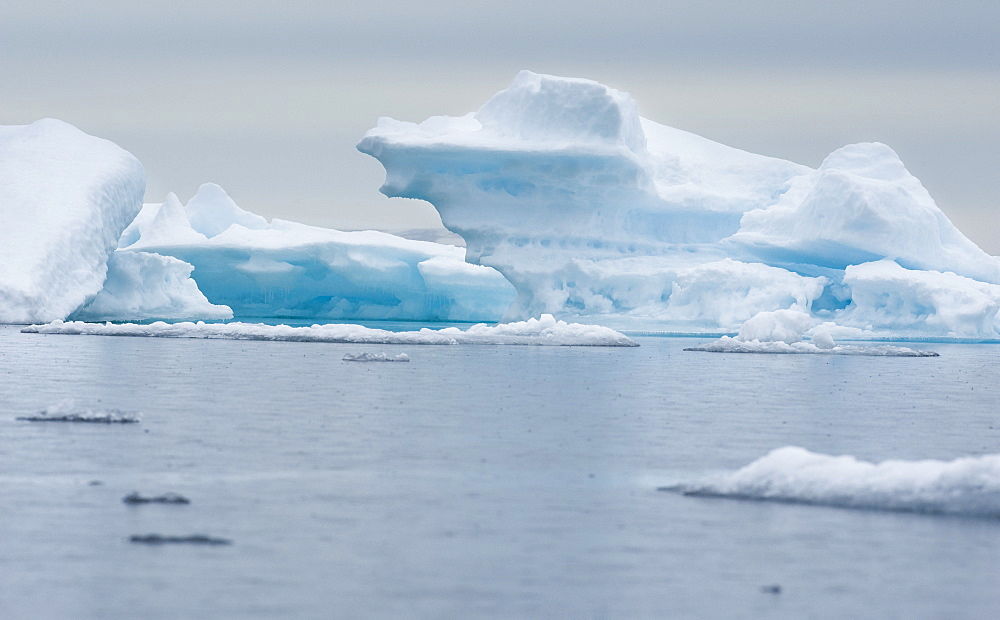 Longyearbyen, Far Northern Ice Sheets, Svalbard, Norway