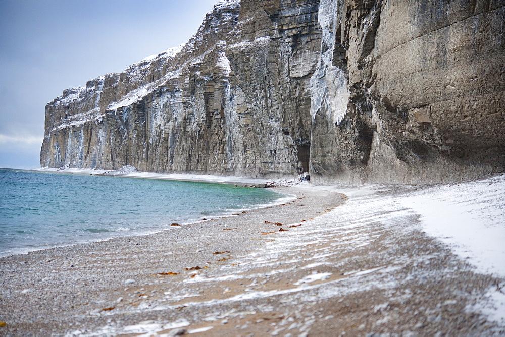 Akpatok Island, Quebec, Nunavik, Canada, North America