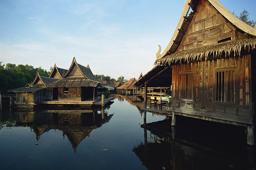 Muang Borang (Ancient City), near Bangkok, Thailand, Southeast Asia, Asia - 94-1714