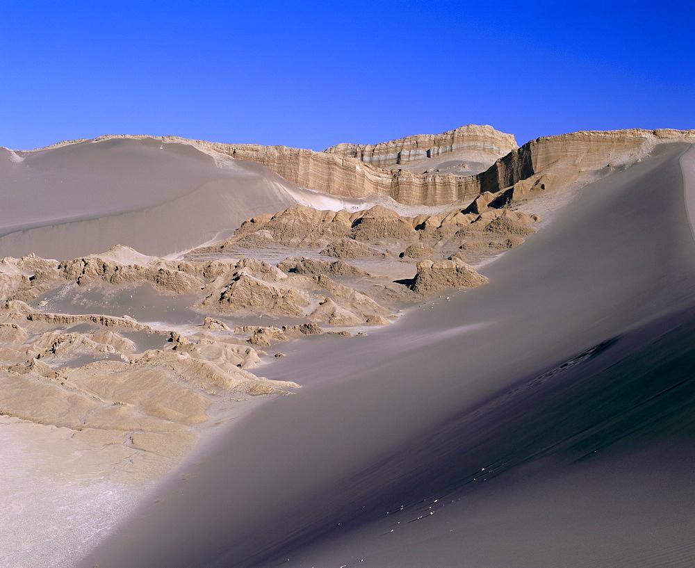 Valley of the Moon, San Pedro de Atacama, Chile, South America