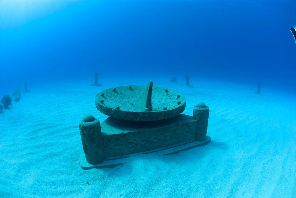 ATLANTIS scupture park, Cayman Brac, Cayman Islands, Caribbean - 970-938