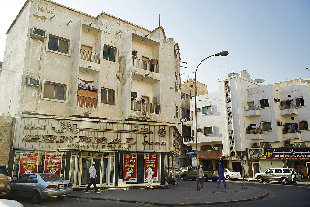 Al Najada district, Doha, Qatar, Middle East