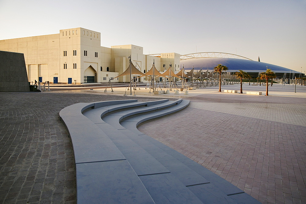 Doha Sports City complex, Doha, Qatar, Middle East - 975-266